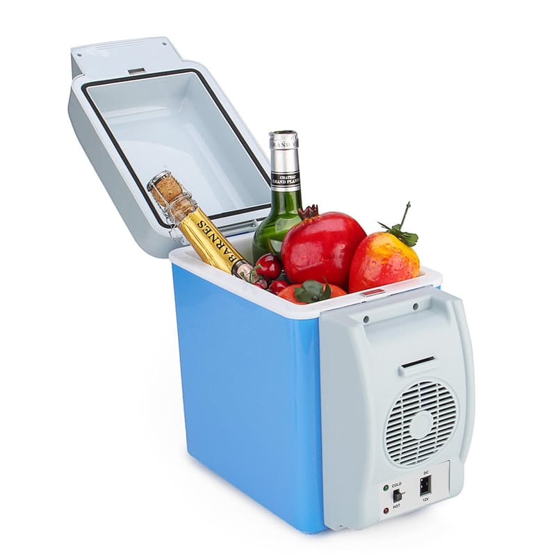 7.5L Portable Car Refrigerator with Dual Function (Cooling & Warming)