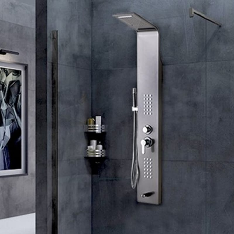 Shower Column with 5 Function Shower Panel
