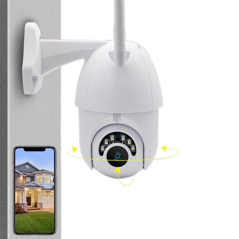 Home Wifi IP PTZ Security Camera 1080 HD