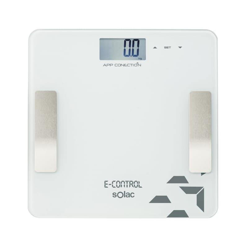 E-Control Bathroom Scale (Max 180kg)