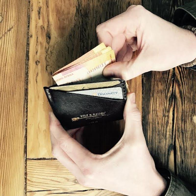 The Monte Cristo Card Wallet
