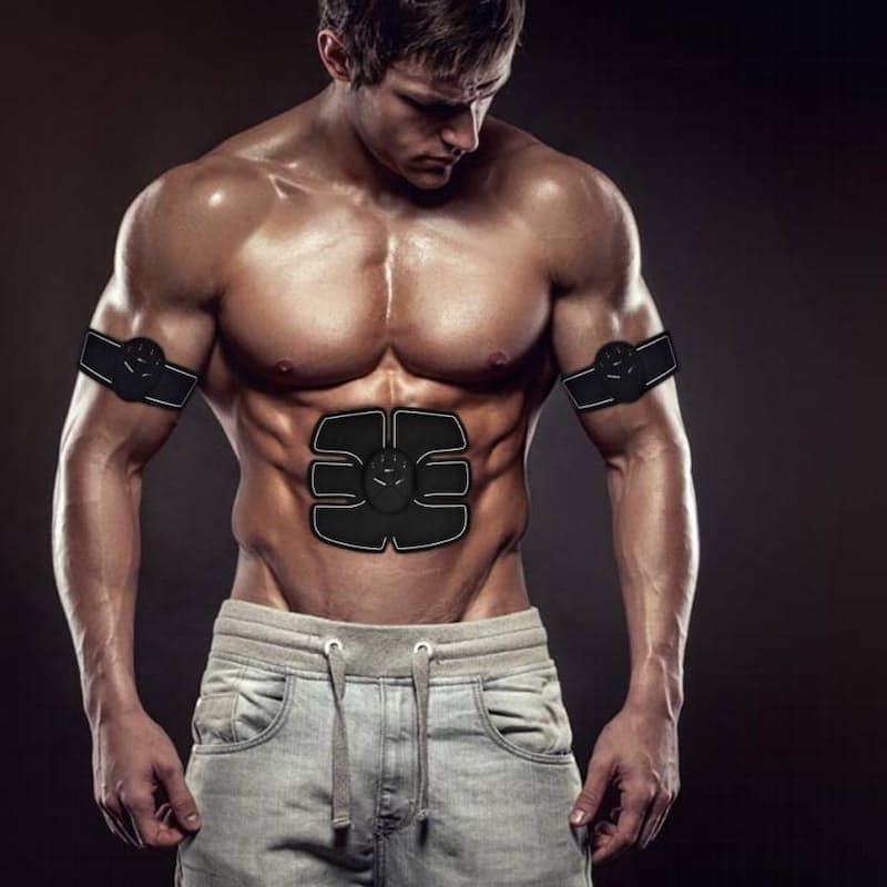 Wireless Muscle Stimulator Mobile Gym Set