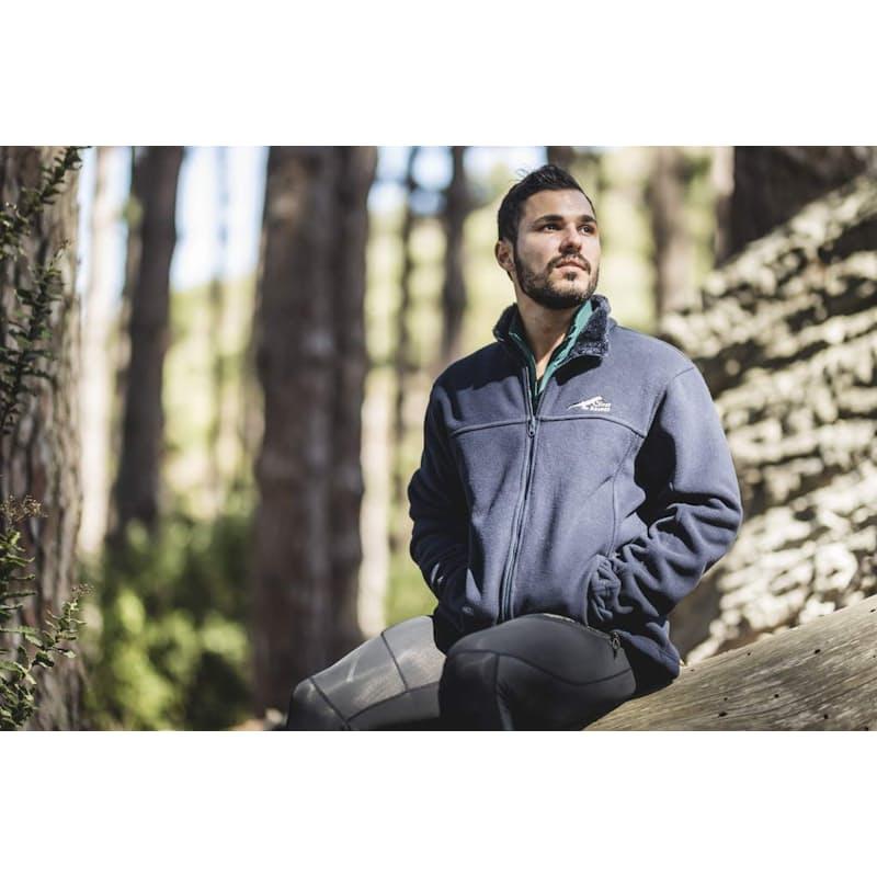 Men's or Ladies Eco Sherpa Fleece Jacket