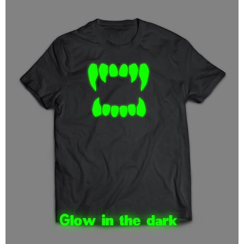 Halloween Glow in the Dark T-Shirts