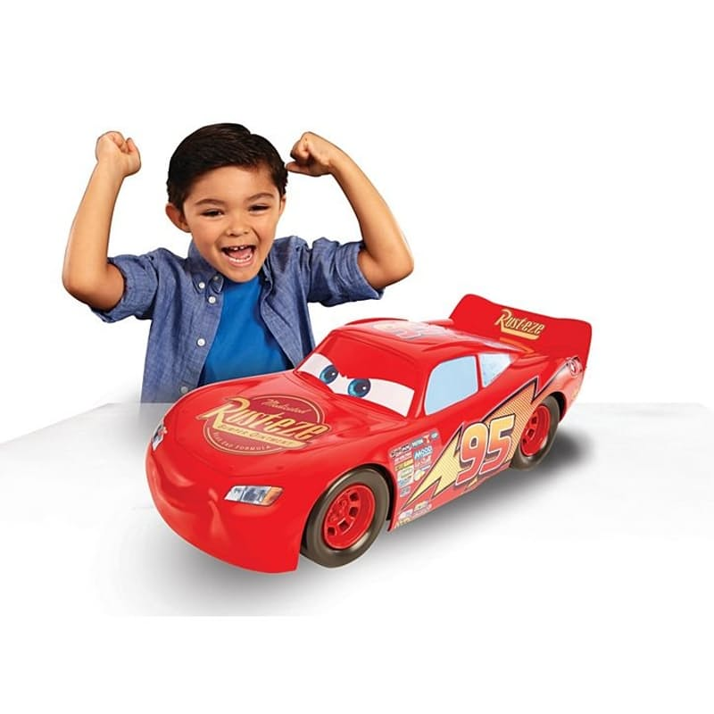 20-Inch Lightning McQueen Vehicle