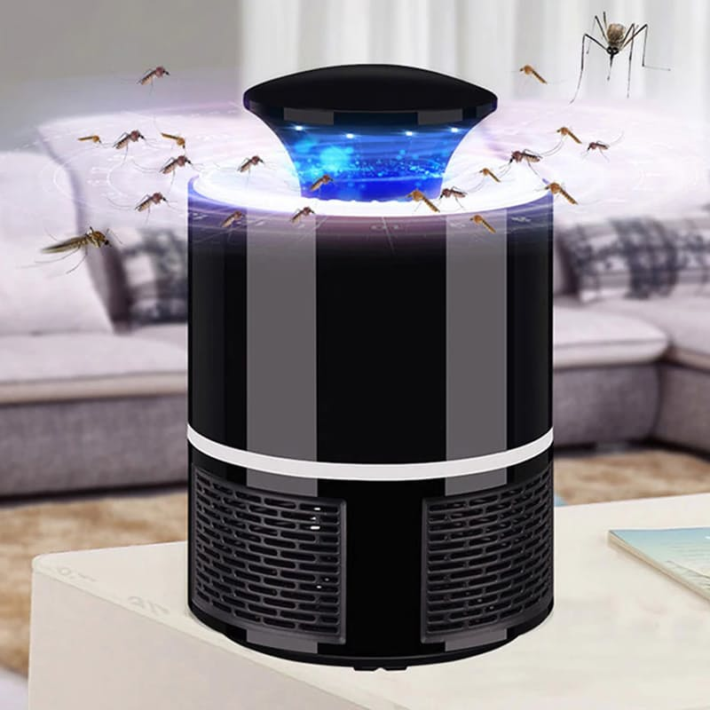 USB Powered Mosquito Killer Lamp with Handle