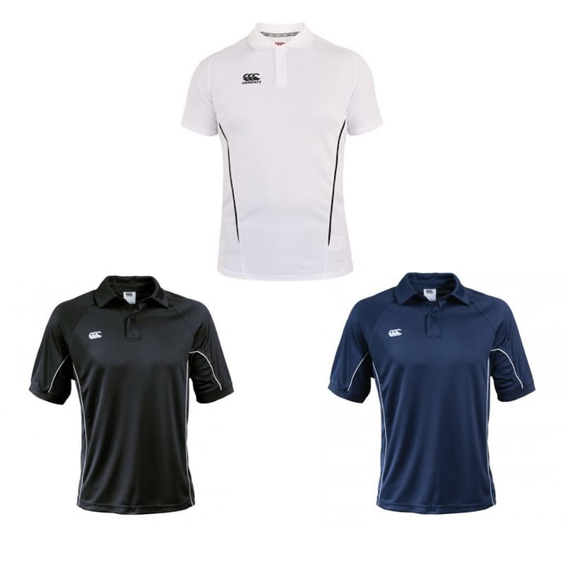 Men's Side Panel Polo T-Shirts