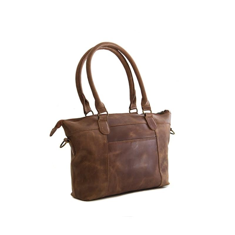 Genuine Leather Fiji Handbag