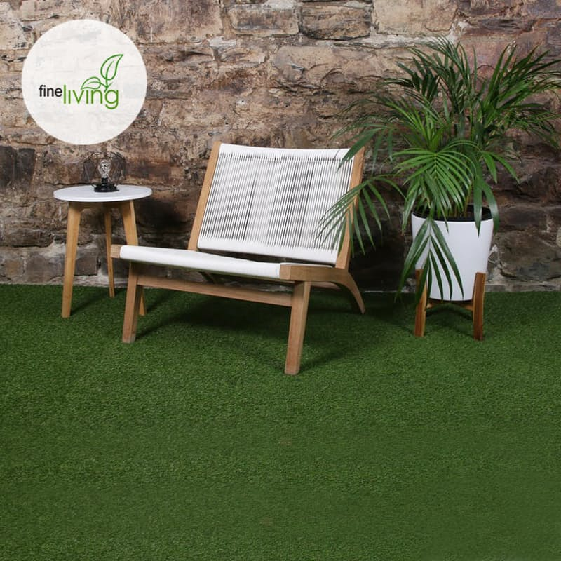 Premium 6, 10 or 25sqm 20mm Artificial Grass