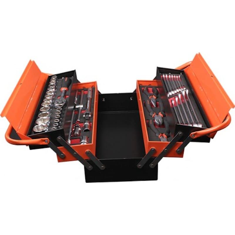 42 Piece Cantilever Mechanical Tool Set (Model: MT42)