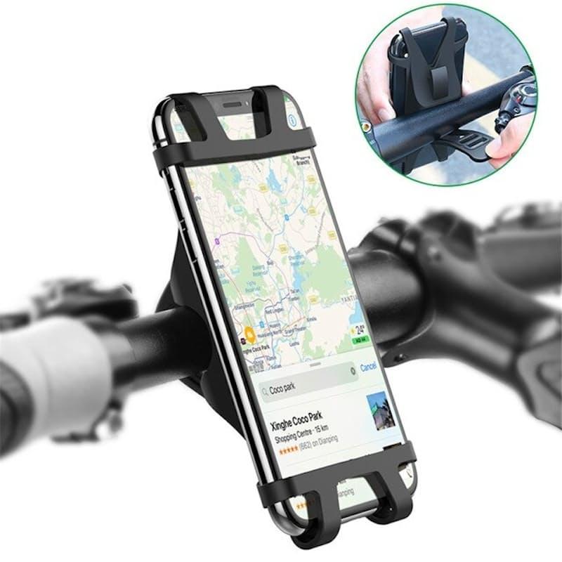 360-Degree Universal Bike Phone Holder