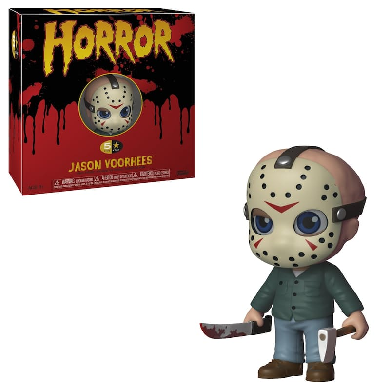 Set of 2 - Collectible Vinyl Figures (Horror and MHA Available)