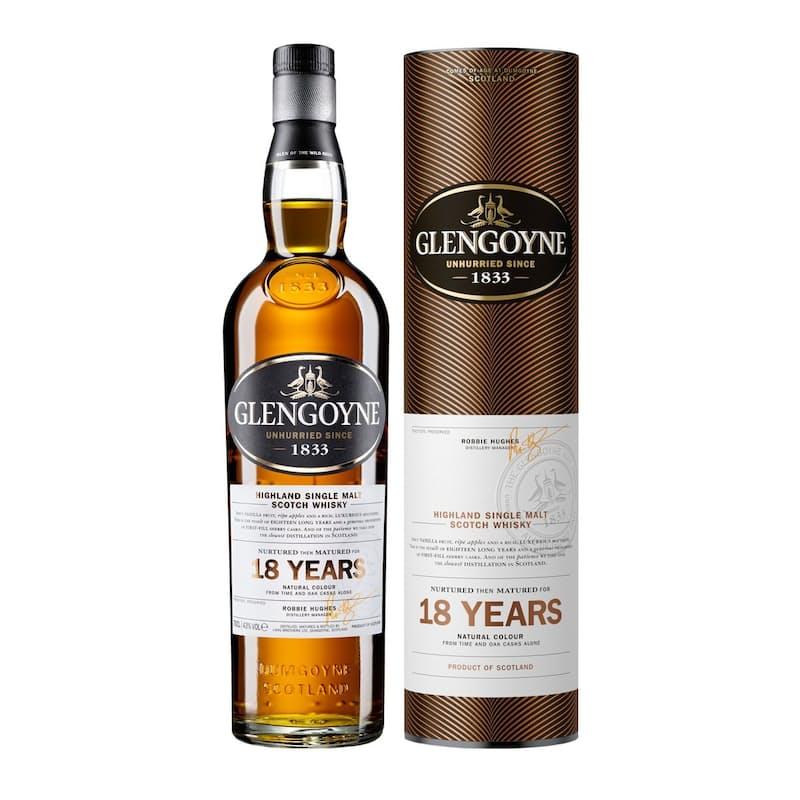 18 Year Highland Single Malt Scotch Whisky 750ml
