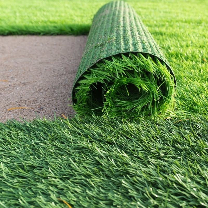 20mm Artificial Green Grass Rolls