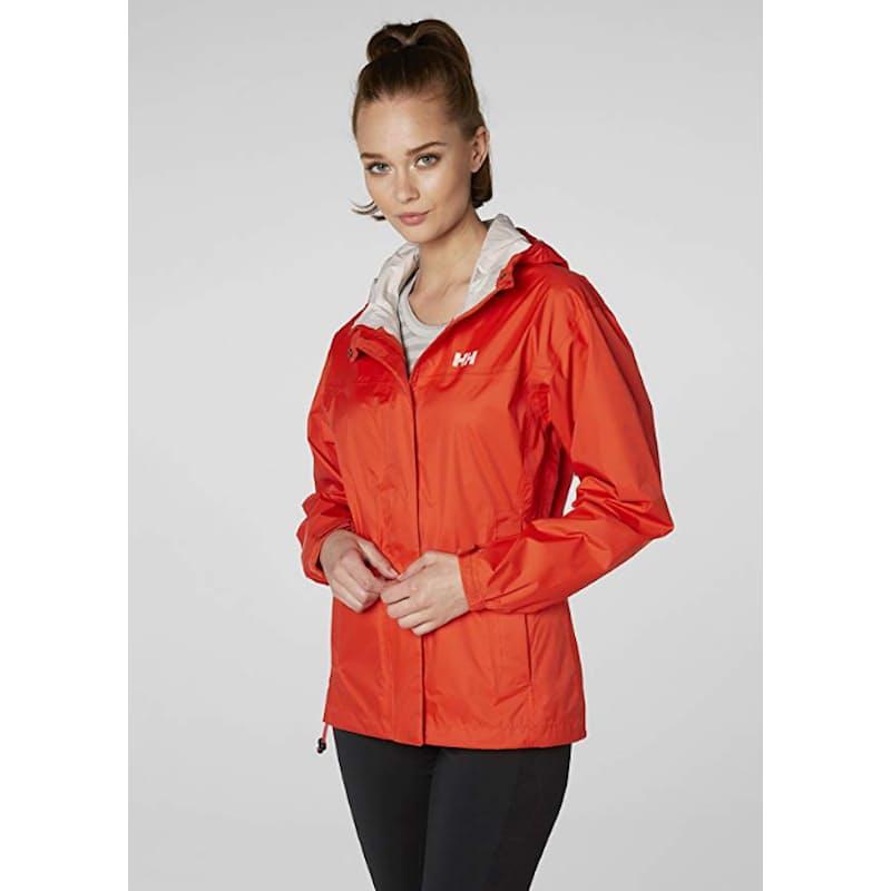 Ladies Waterproof, Windproof and Breathable Loke Jacket