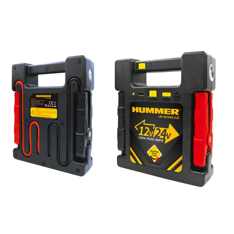 23000mah H24 Power Bank (Can Jump Start Up To 36 Ton Truck)