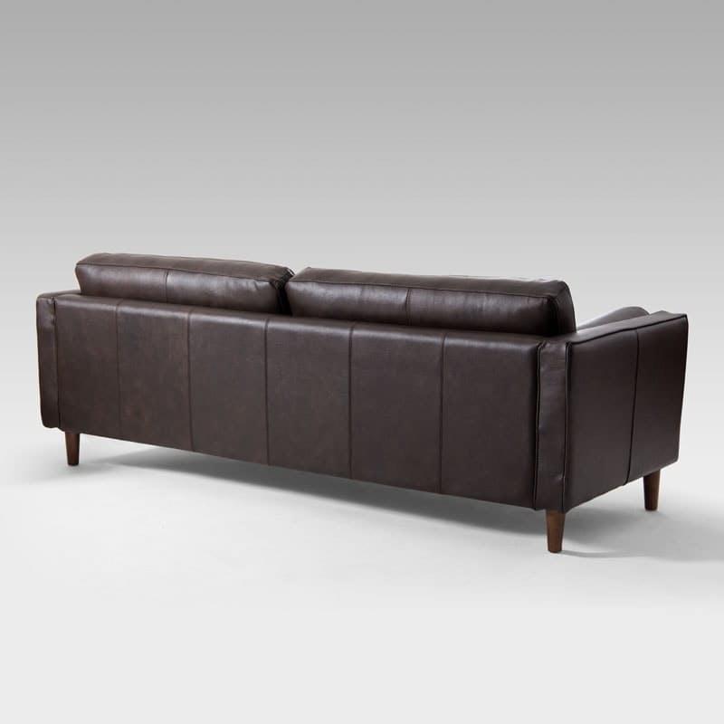 Off On Harrison Vintage Leather Sofa