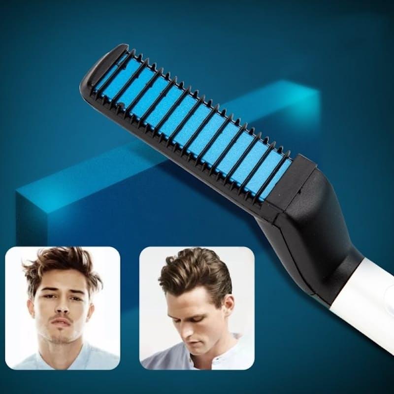 Multi-functional Hair Straightening Comb