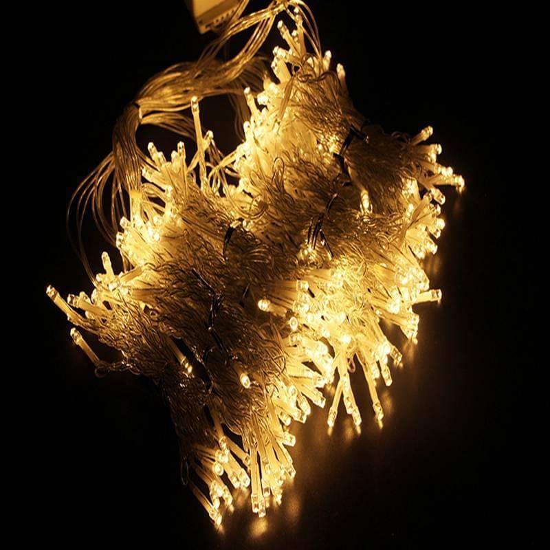 Lighting Led Curtain String Lights