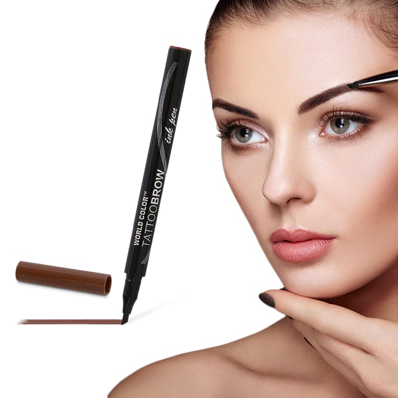 Root Separation Ink Brow Pen