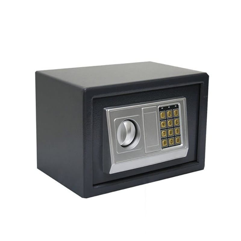Medium Electric Safe with Override Key