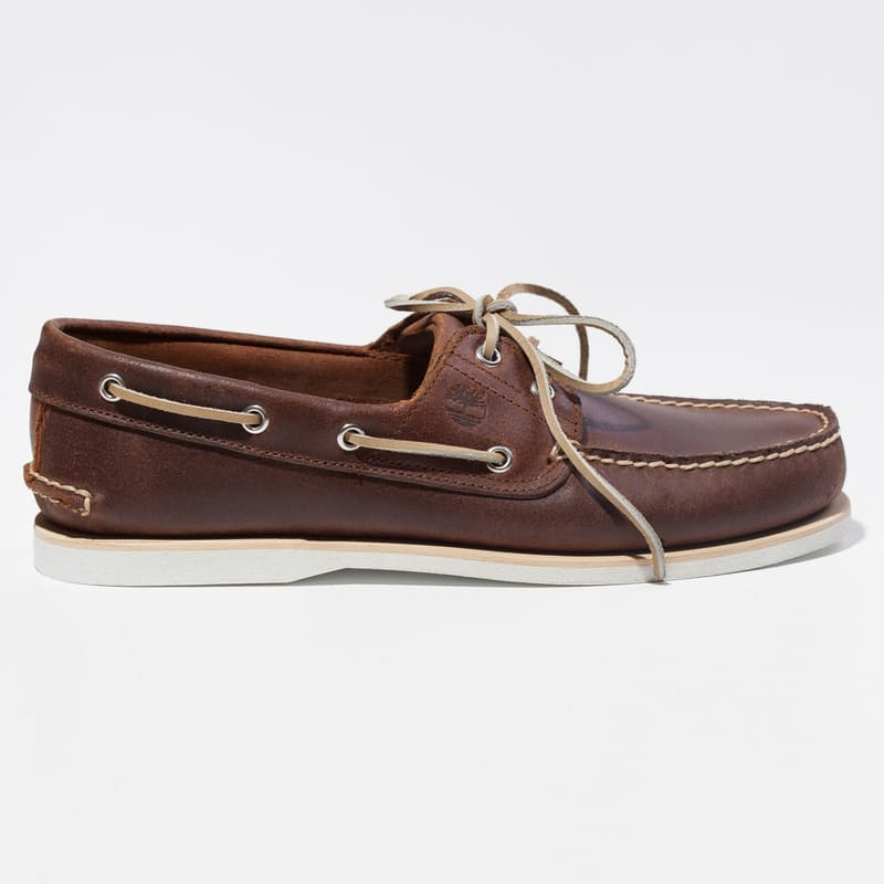 Men's Classic 2-Eye Boat Shoe