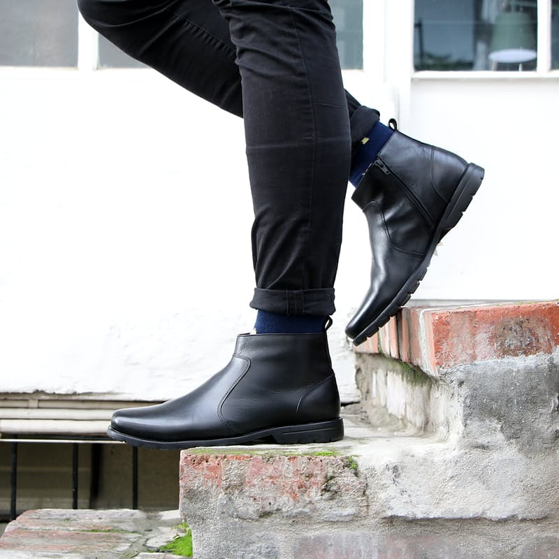 Men's Shane Leather Boots