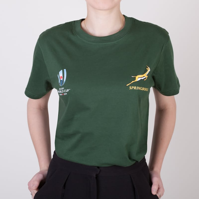Rugby World Cup 2019 Unisex 100% Cotton T-shirt