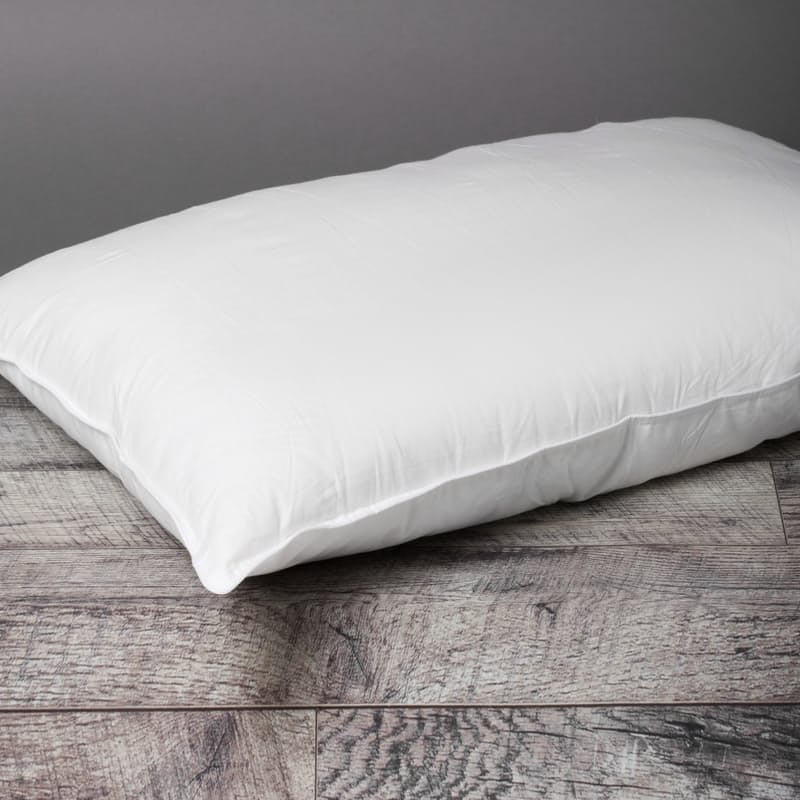 Hungarian Goose Down Pillow Inner (90% Down / 10% Feather)