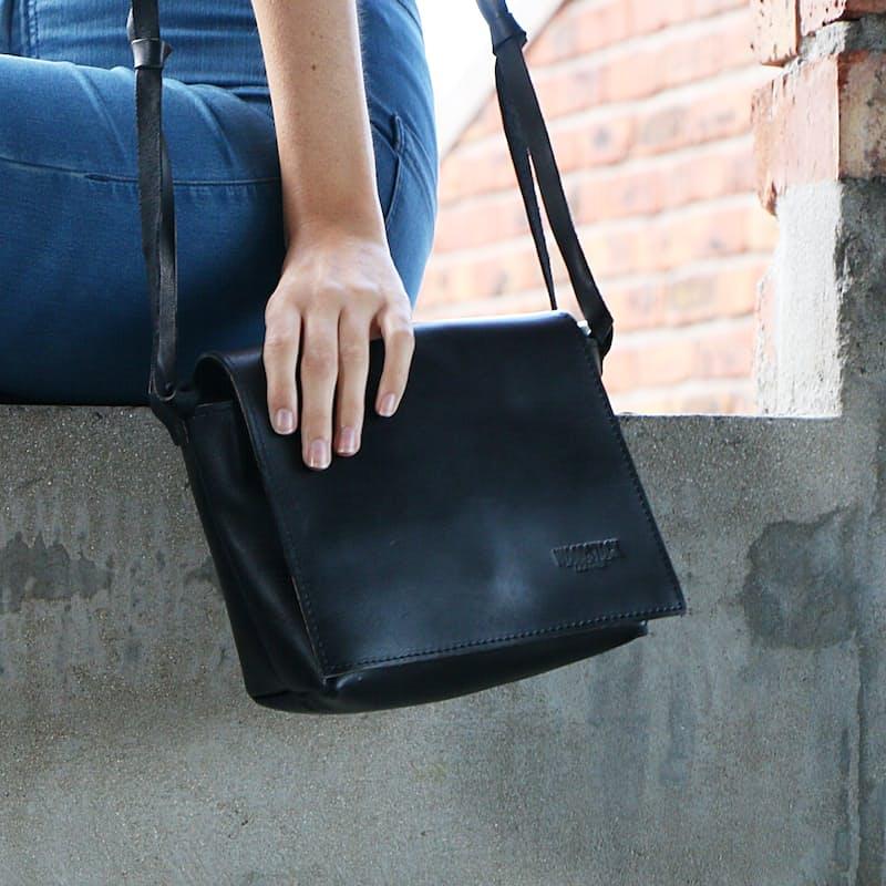 Genuine Leather Jessica Sling Bag