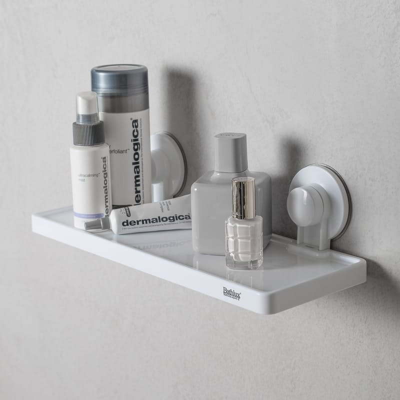 Shelf with Suction Cups