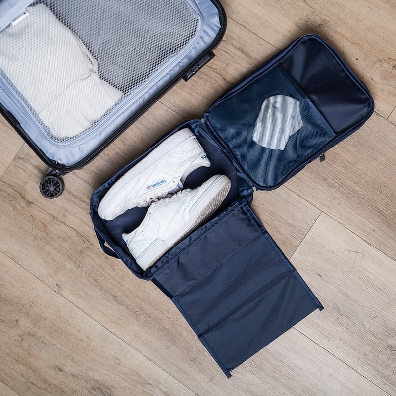 Shoe Travel Organiser (Multiple Colours Available)