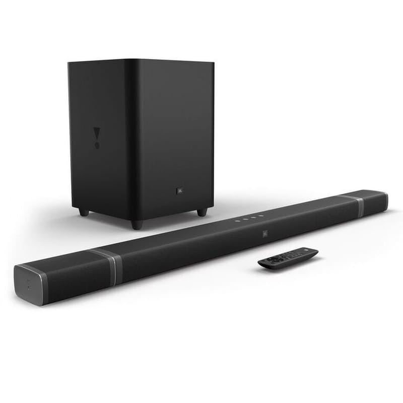 5.1 Channel 4K Ultra HD Soundbar with True Wireless Surround Speakers