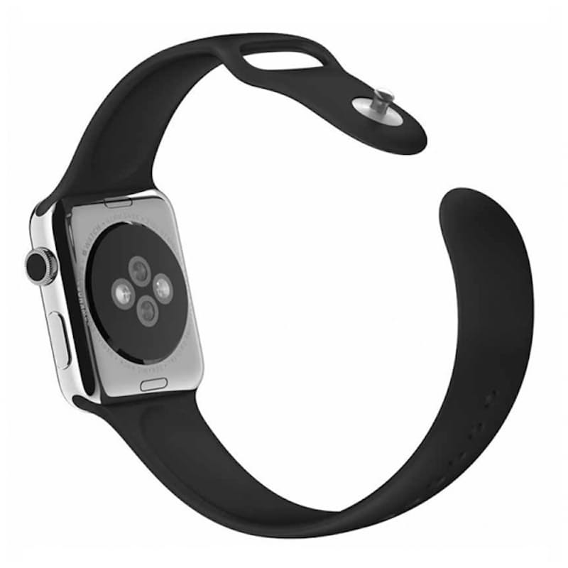 Sports Silicone Strap for Apple Watch (1,2,3 & 4)