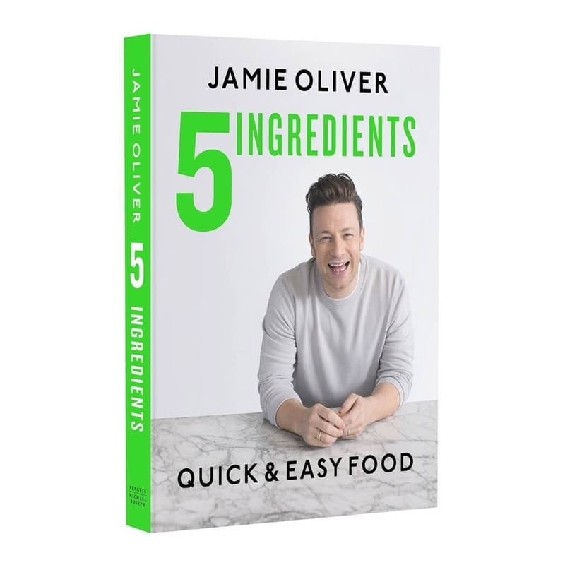 5 Ingredients - Quick & Easy Food (Hardback)