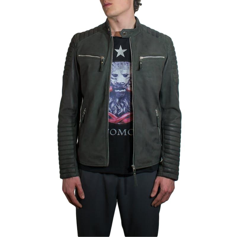 Billy J Leather Jacket