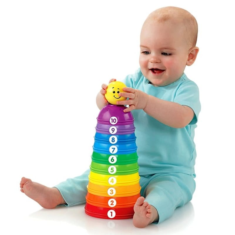 Early Developmental Stack `n Roll Cups