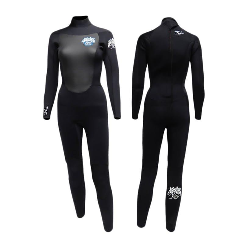 Ladies Fusion 5.4.3mm Full Wetsuit