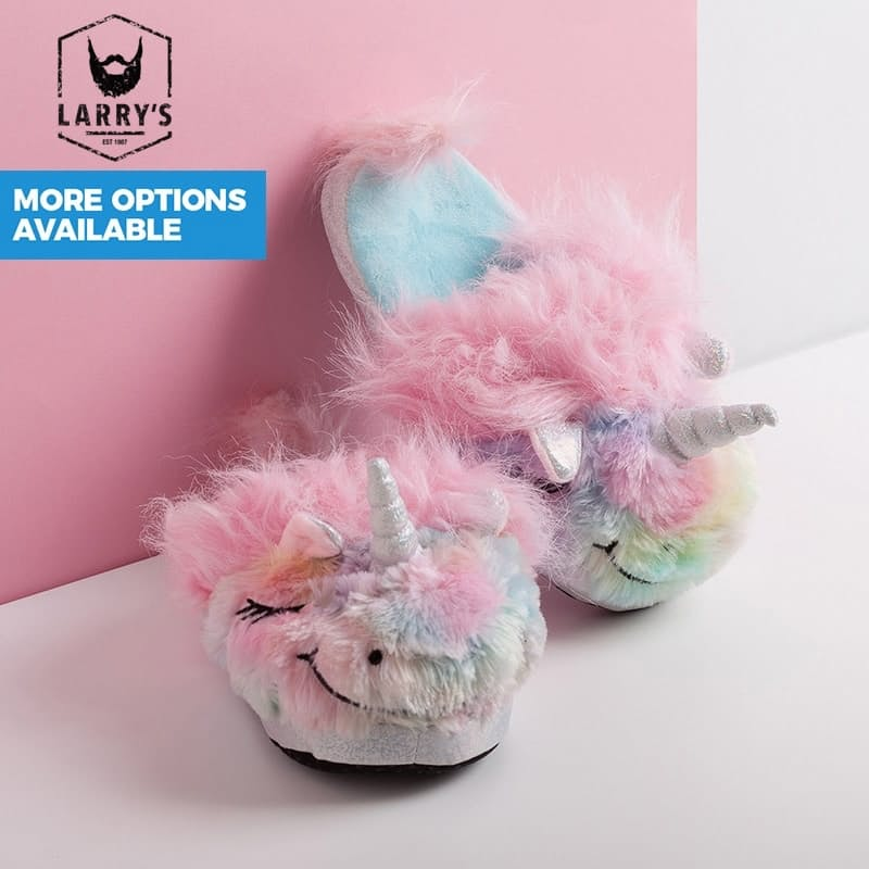 Ultra Soft and Super Fluffy Animal Slippers