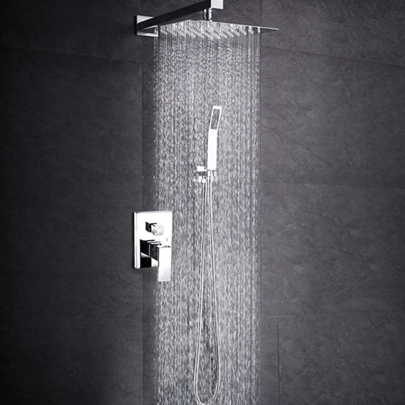 5-Piece Concealed Italian Shower Set