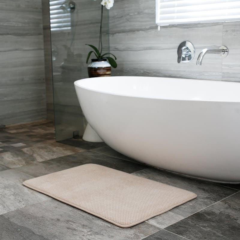 Memory Foam Anti-Slip Bath Mat (50x80cm)