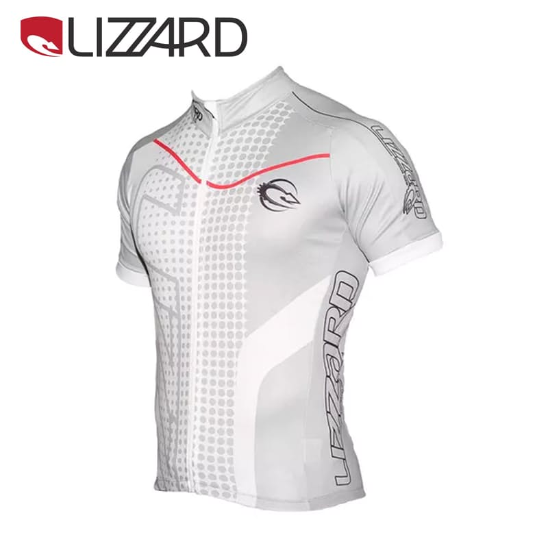 Men's Latrou Zip Thru Cycling Shirt