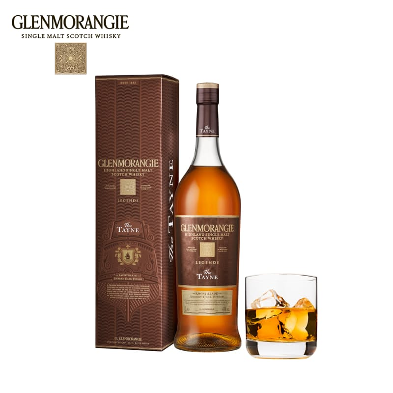 The Tayne Single Malt 1L Whisky