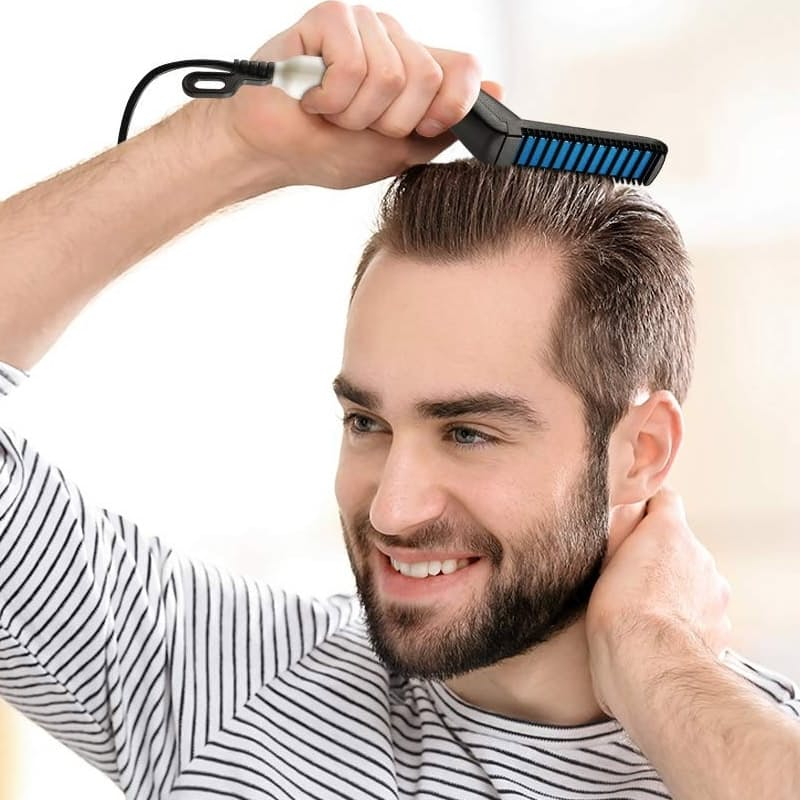 Electric Multi-functional Hair Styling Comb