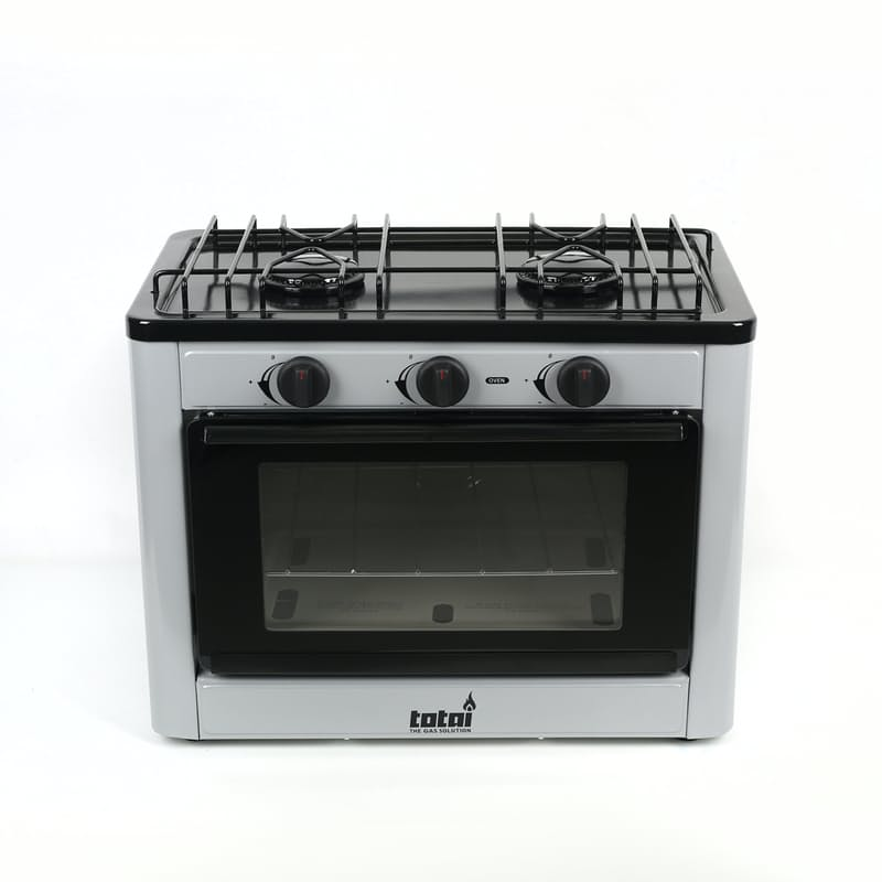 31% Off On Totai 2-Burner Gas Stove And Oven