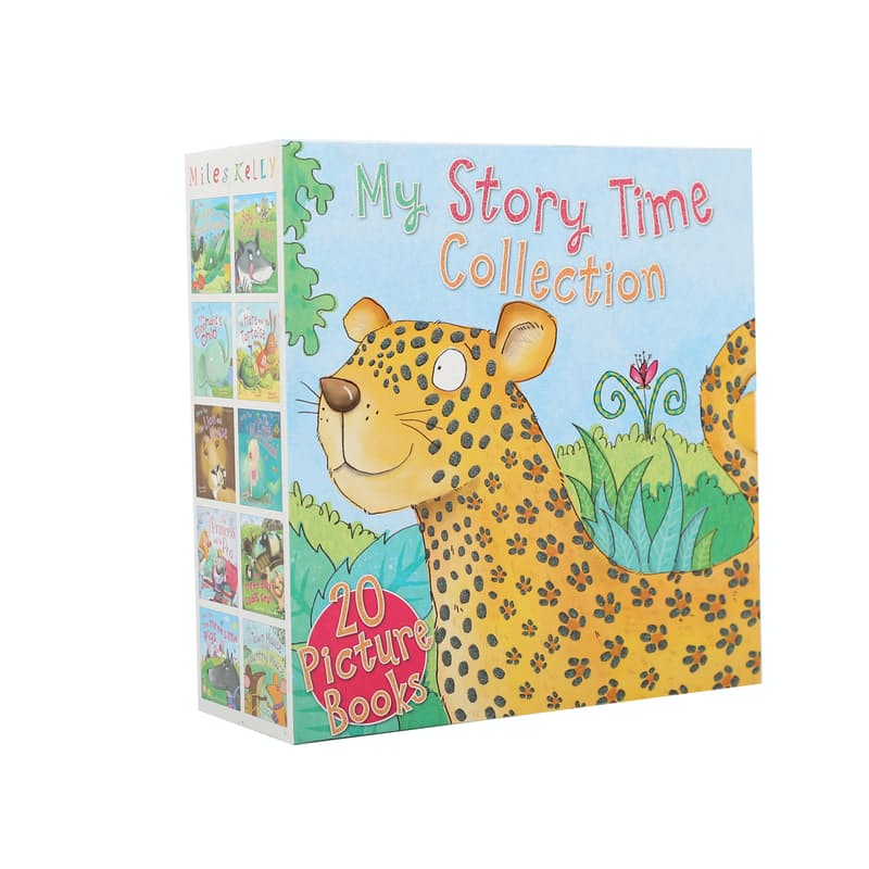 My Story Time Fairy Tale Picture Stories Box Set (20 Books)