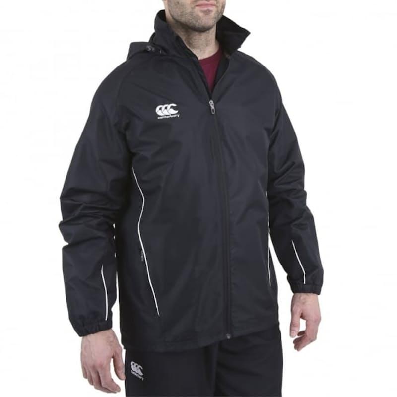 Men's Full Zip Rain Jacket