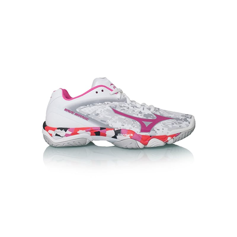 Ladies Mirage Netball Court Shoes