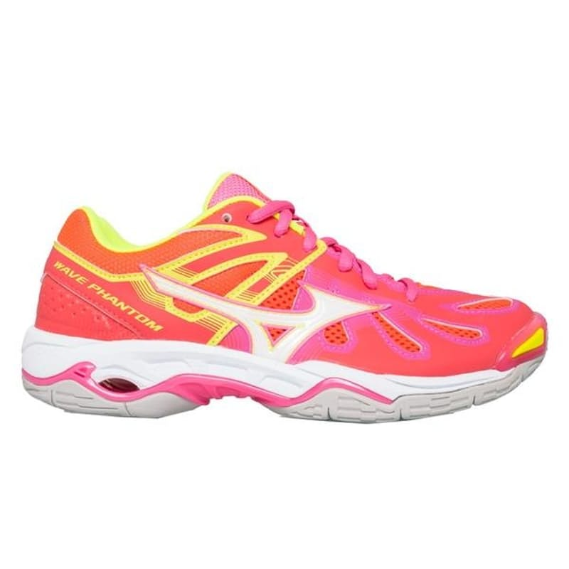 Ladies Wave Phantom Netball Court Shoes