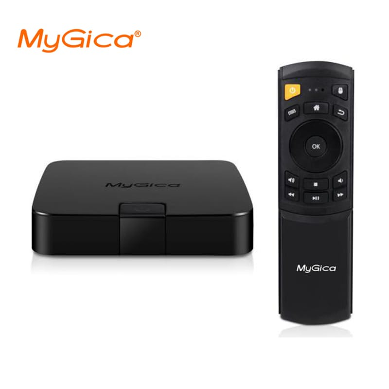 ATV495 Pro Quad Core 4K HD Media Player Pre-Installed with Chrome Browser, Kodi and more